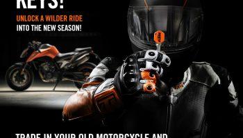 KTM Motorrad Bauerschmidt LETS TRADE KEYS